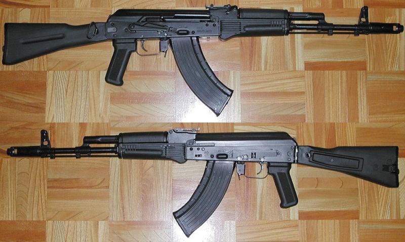 Nuestro Querido AK-47 - Página 2 AK103.LR