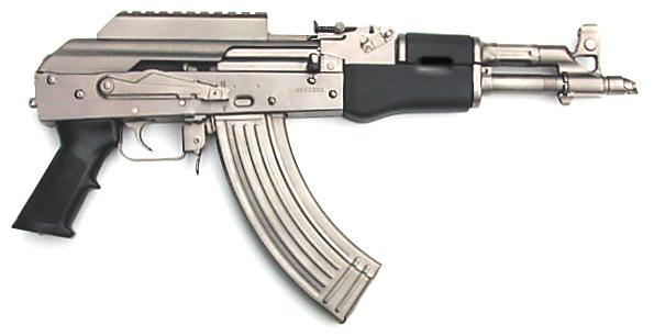 جميع أنواع سلاح كلاشن كوف