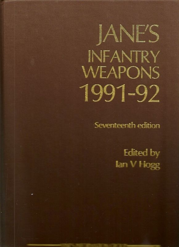 1976 JANE'S WEAPON SYSTEMS 1976 REFERENCE BOOK, MILITARY, WAR, WARFARE