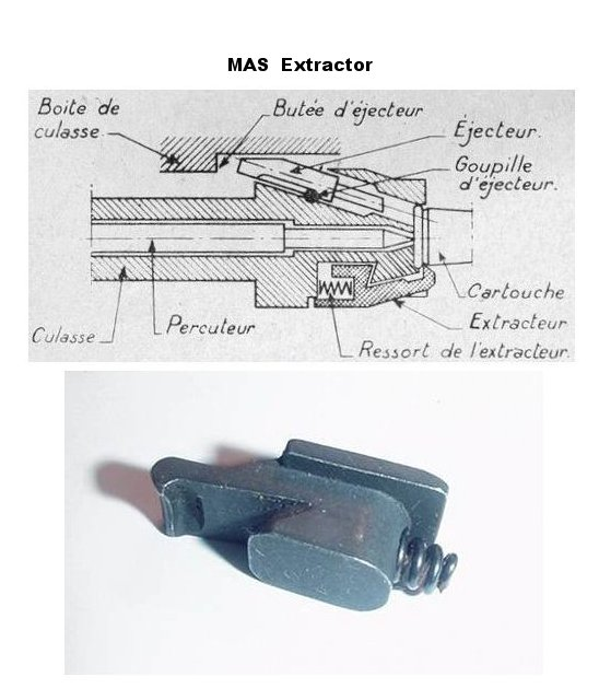 MAS 49/56 Extractor Removal