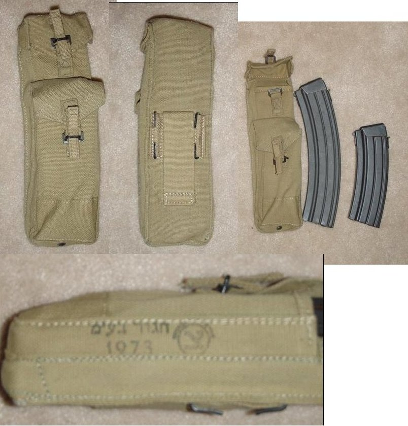 SOLD: WTS Galil BFA's Blank Firing Attachments with Blank Mags