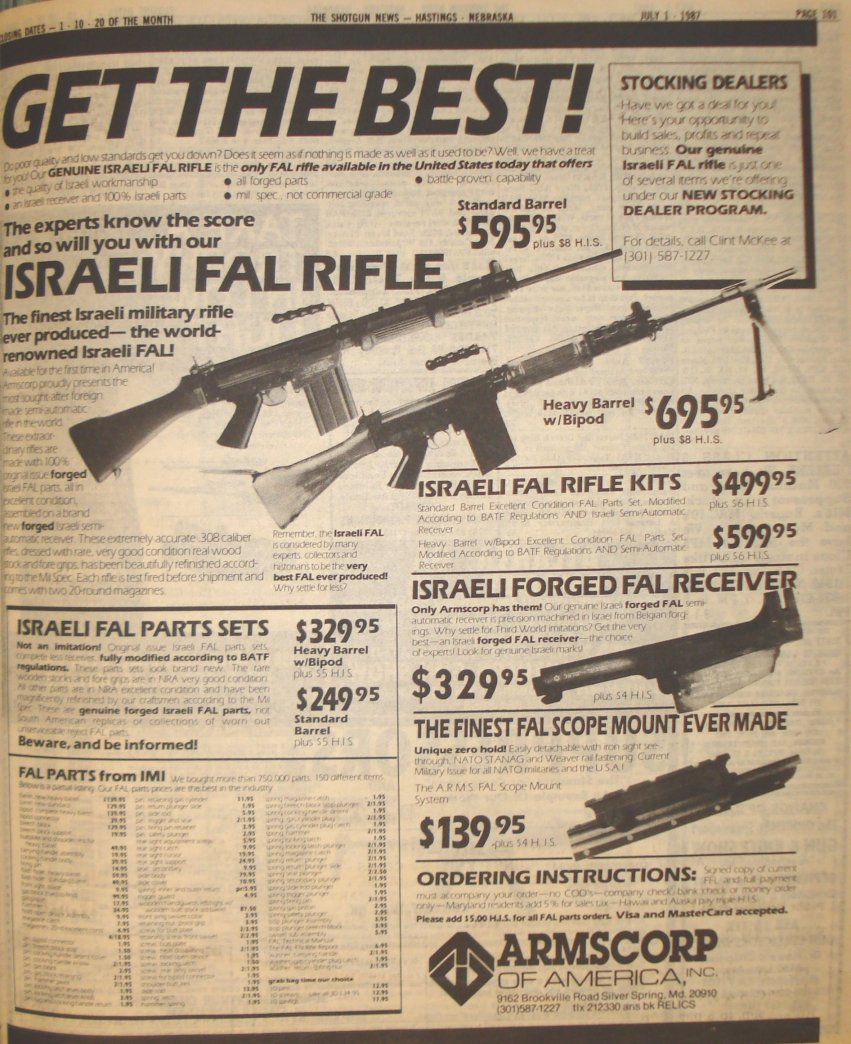 Vintage Gun Ads Ar15 Com