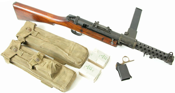 Sten & Sterling Submachine Gun Reference Section - Sten ...