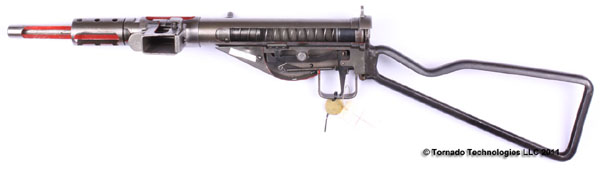 Sten & Sterling Submachine Gun Reference Section - Sten and