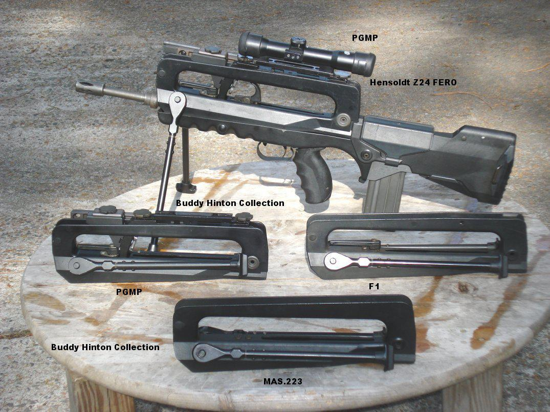 4 FAMAS Uppers