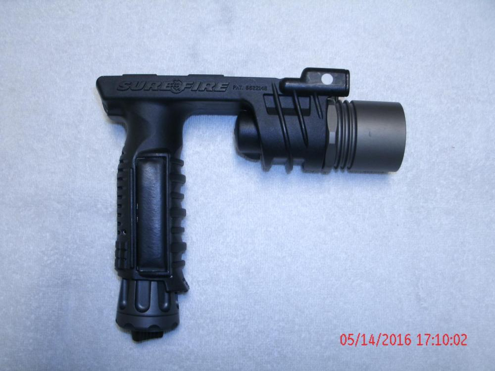 Surefire M900A Weapons Light.JPG