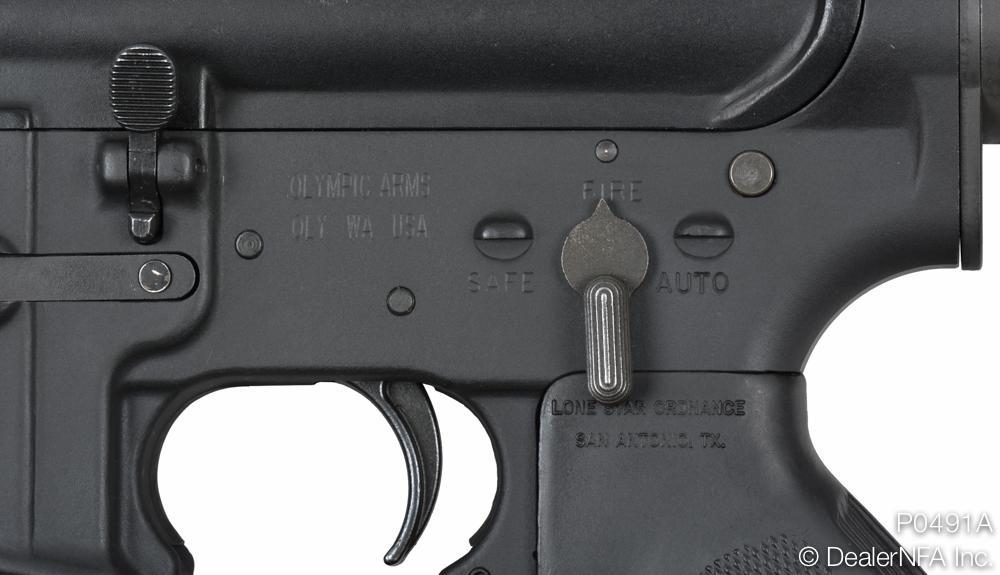 M16, PAWS / Olympic - NFA Market Board - Sturmgewehr com Forums