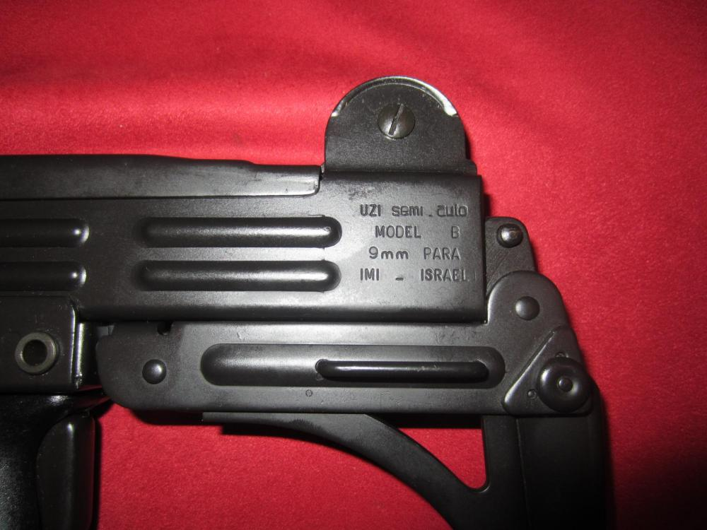 LNIB Uzi IMI Model B in Case, Action Arms, $1,995 - Semi