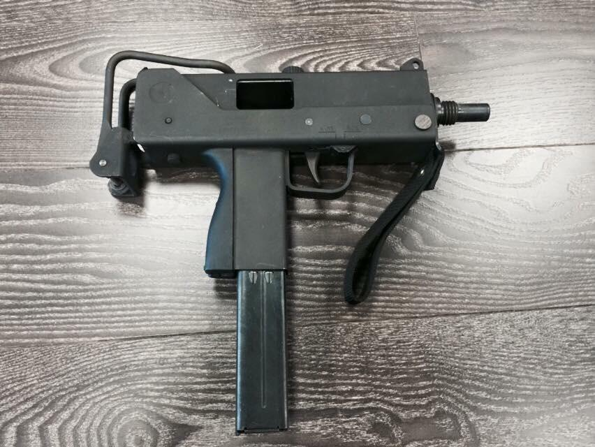Transferable MAC10 9mm and spare 45 parts kit $6200 - NFA