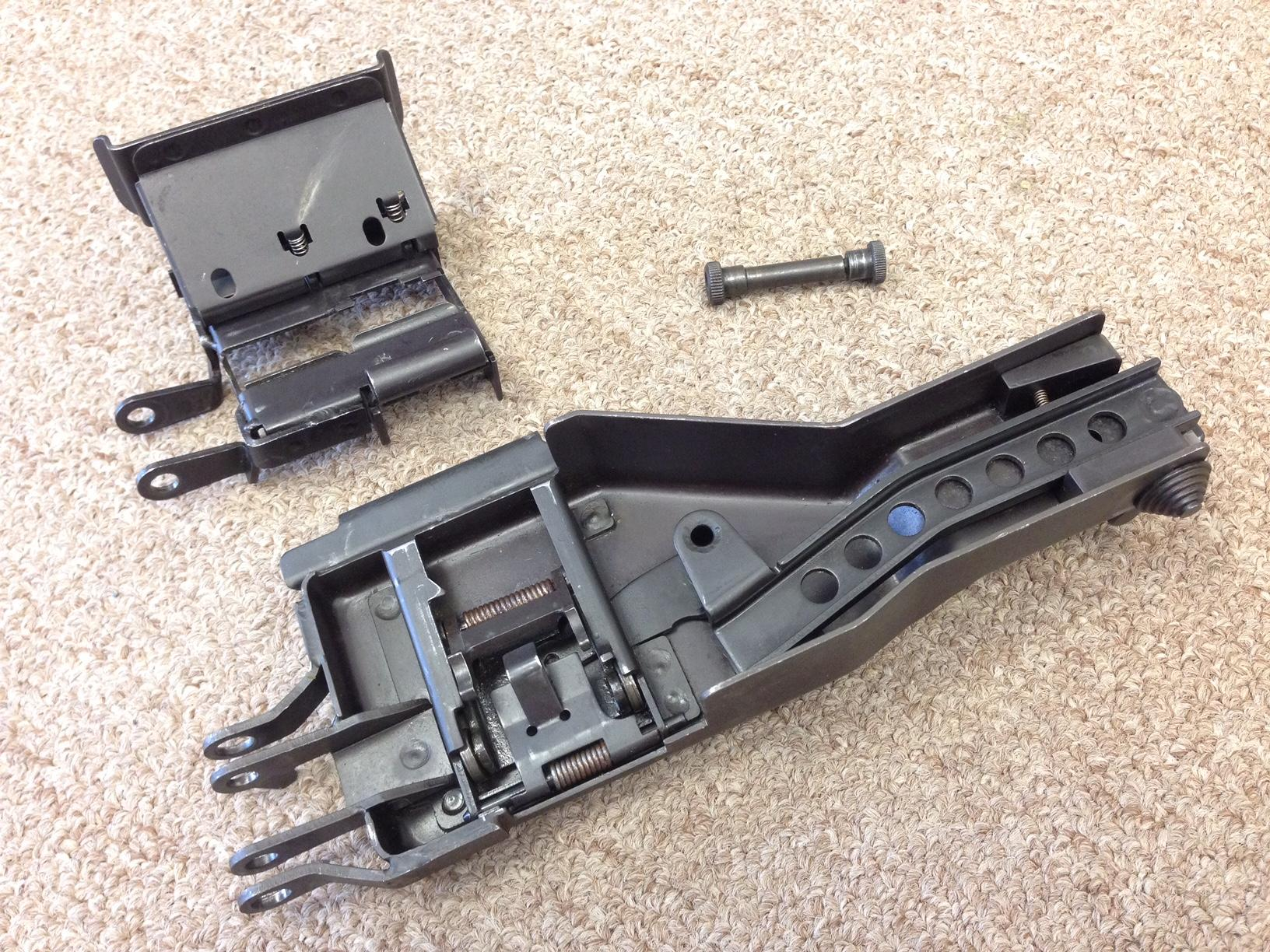 Wtt stoner 63 top cover and tray assembly parts and accessories i may consider trading towards rareexotic military firearms such as m16a1 sturmgewehr pre ban valmet m76 folder in 762x39 g series fn fal altavistaventures Image collections