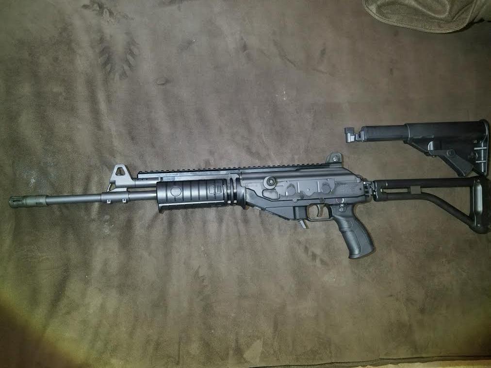 WTS IWI Ace Galil Rifle $1575 00 NEW - Semi-Auto Market