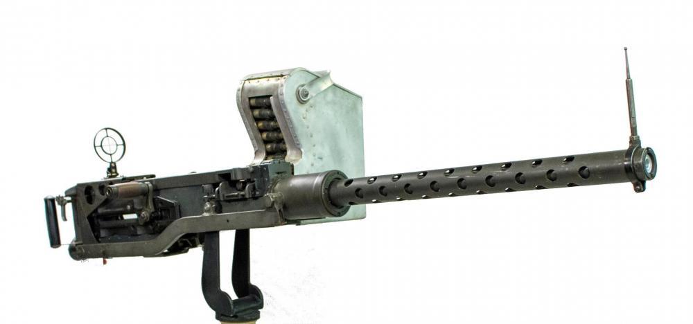WTS: WWII  50 Cal Waist Gunner Mount w/ Replica Gun - Pics