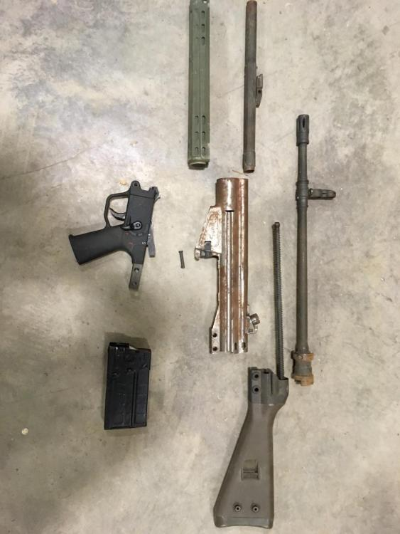 WTS HK 21 , G3 93 parts - Parts and Accessories Market Board