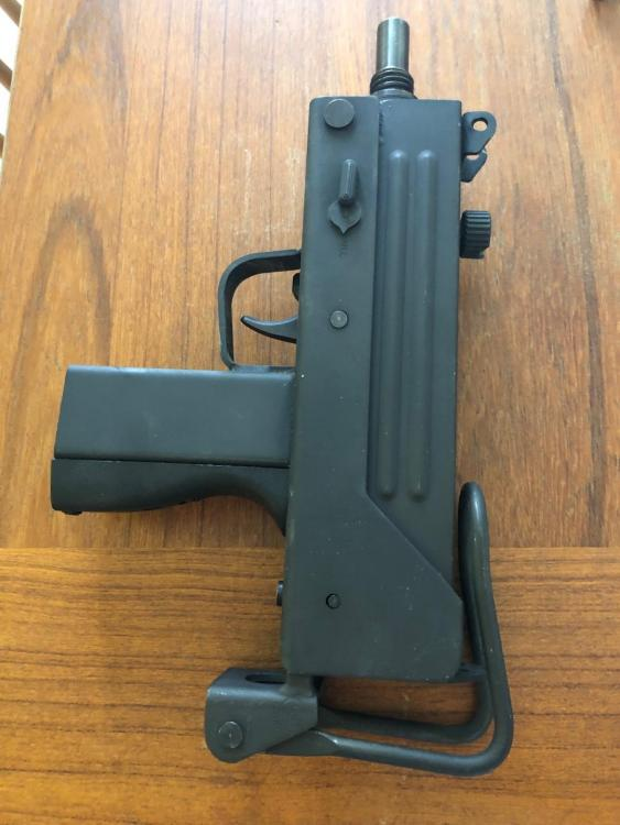 INGRAM M10,  9mm ACP, Military Armament Corporation, NEW