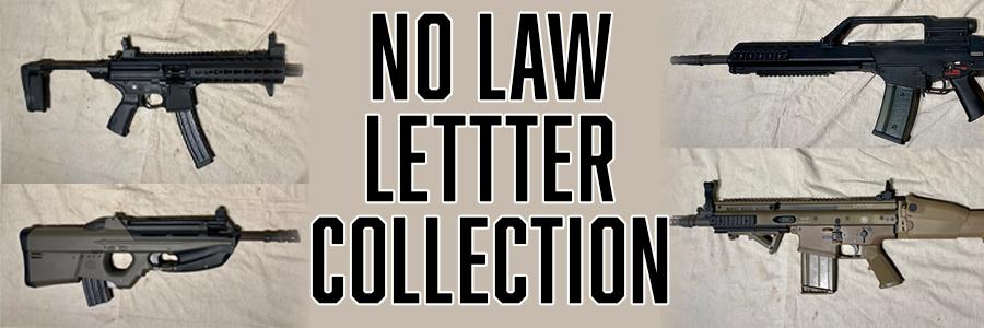 no law letter collection.jpg