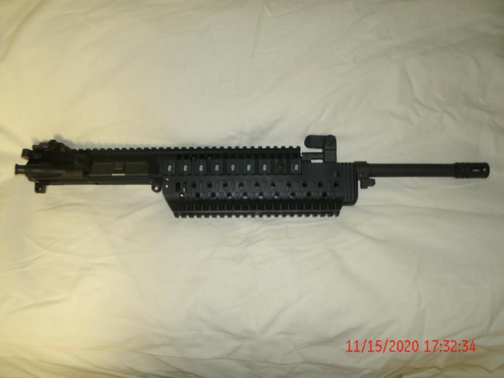 Colt IAR Upper  2.JPG