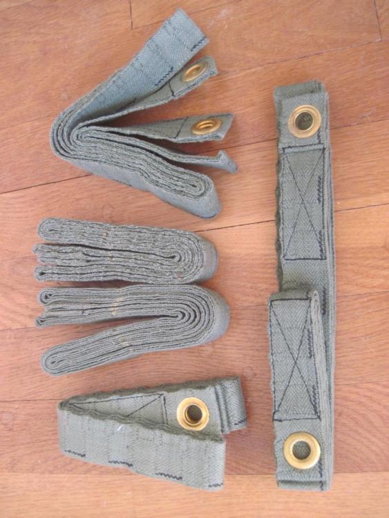 Five (5) 100 Round 1919-1917 belts.JPG