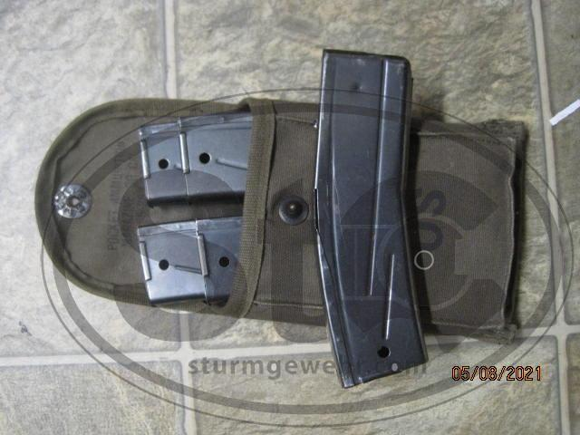 5 -M1 carbine mags & pouch.JPG