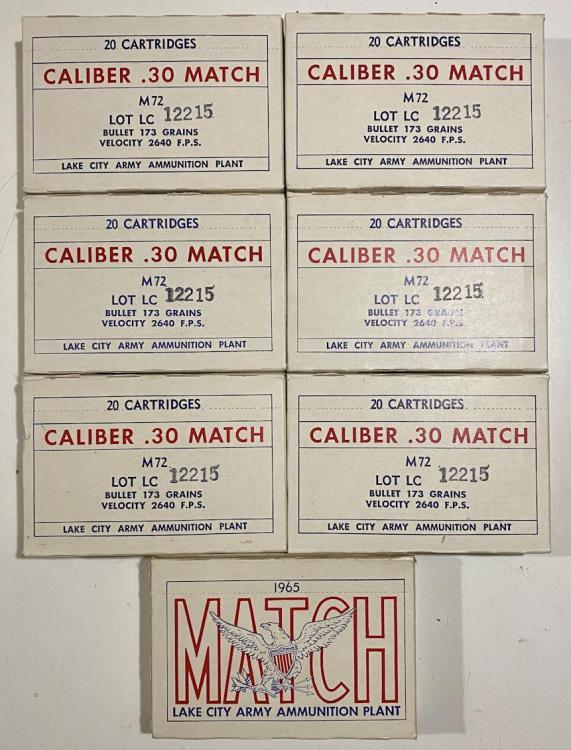 Lake City M72 Match Ammo 1965.jpg