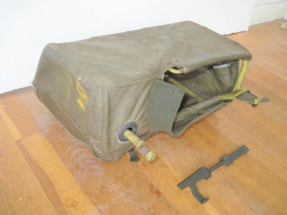 Ejection Bag, Frame and Bracket.JPG