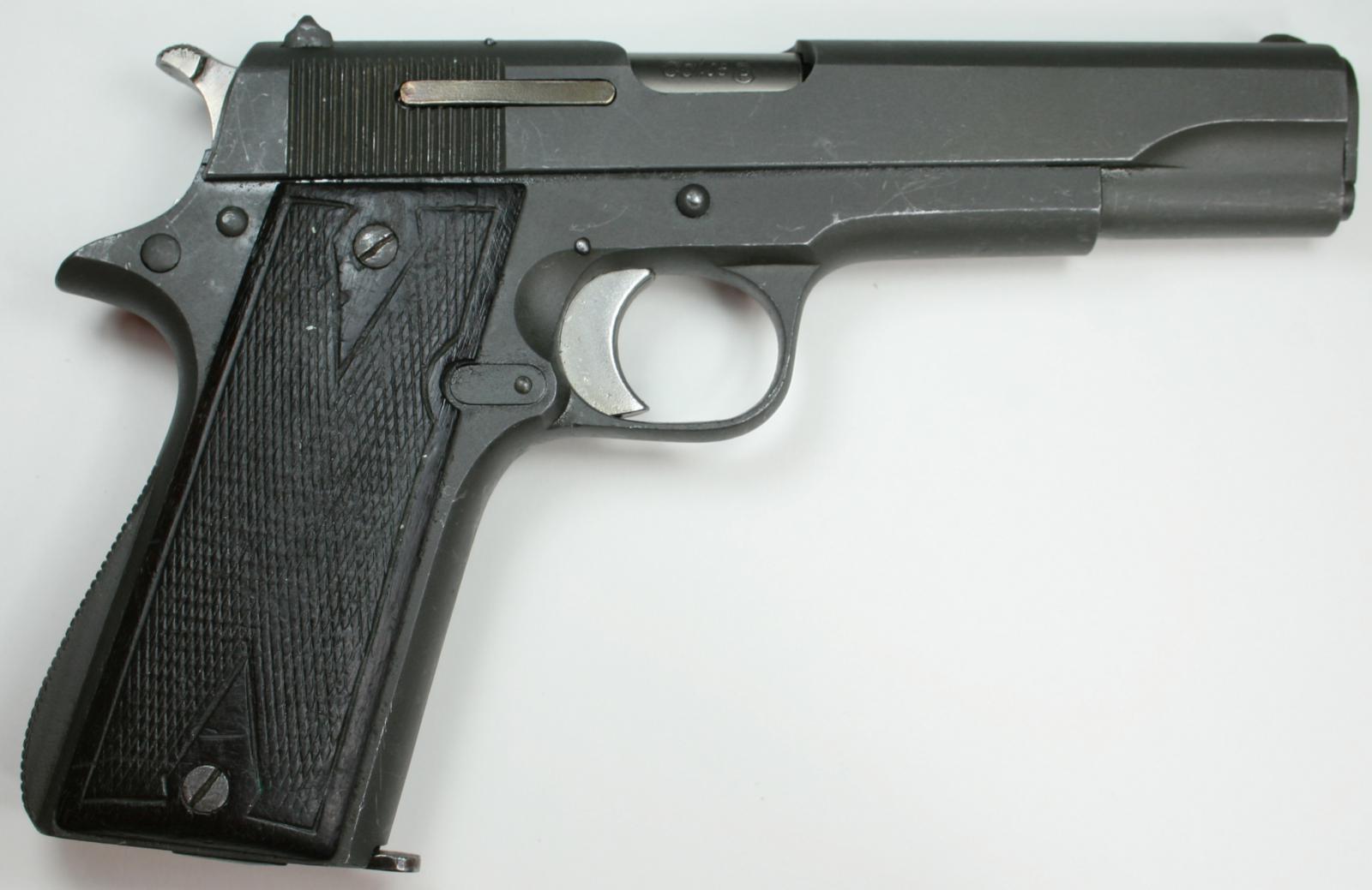 Star Model B Pistol