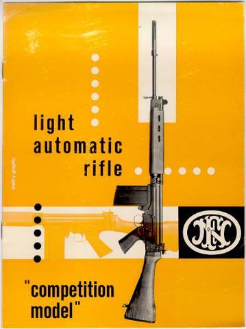 FN FAL Manuals